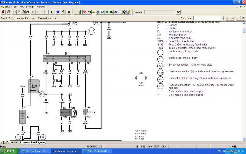 Diagram  Vw Polo 2012 User Wiring Diagram Full Version Hd
