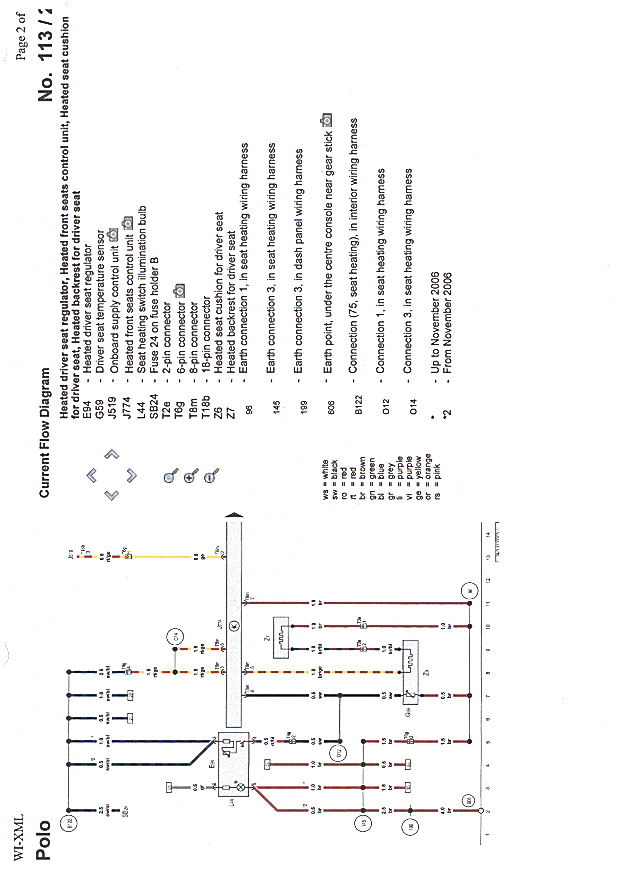 vw heated seat wiring owner manual \u0026 wiring diagram 2004 Jetta Wiring Diagram