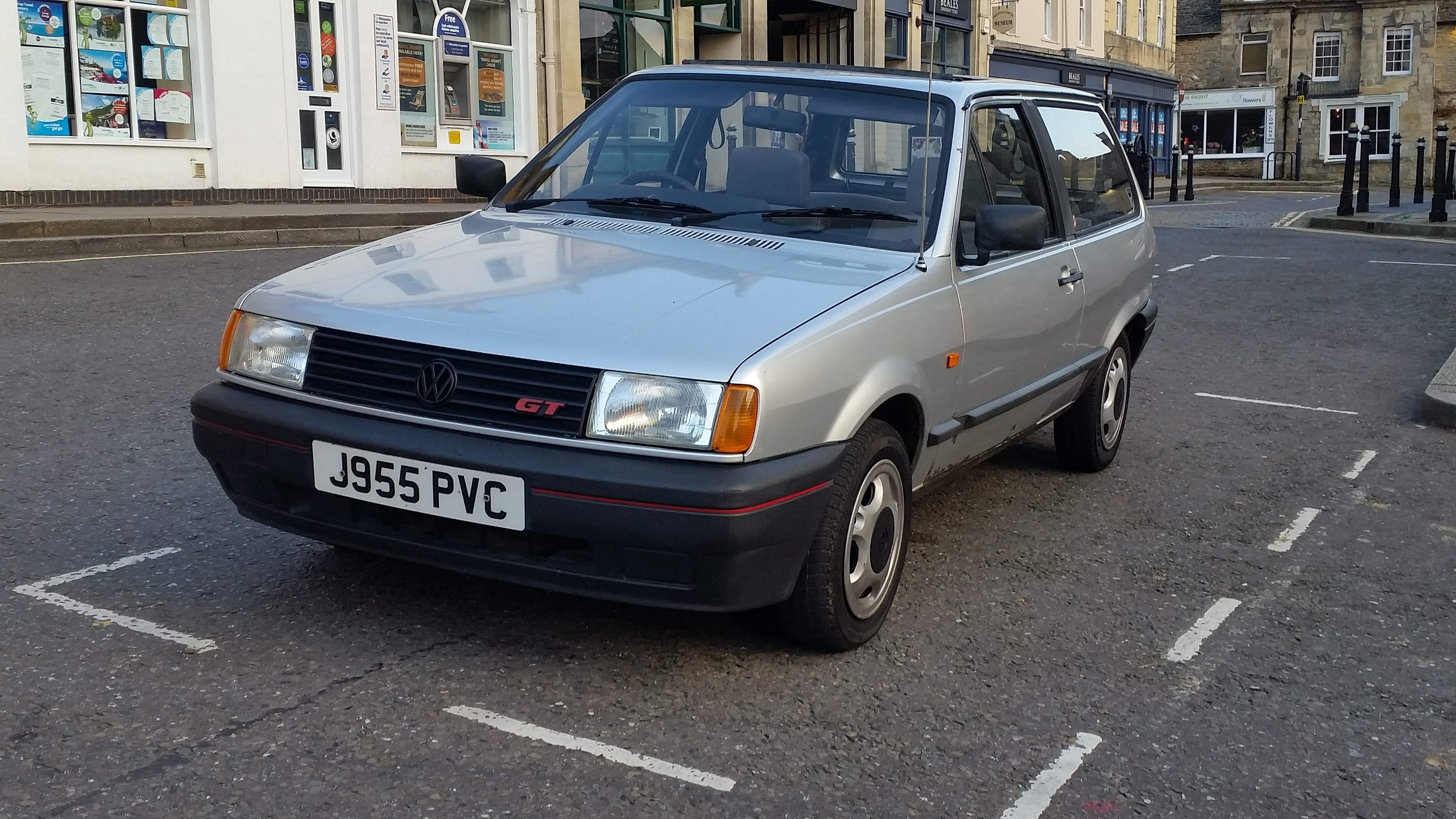 1991 Breadvan GT