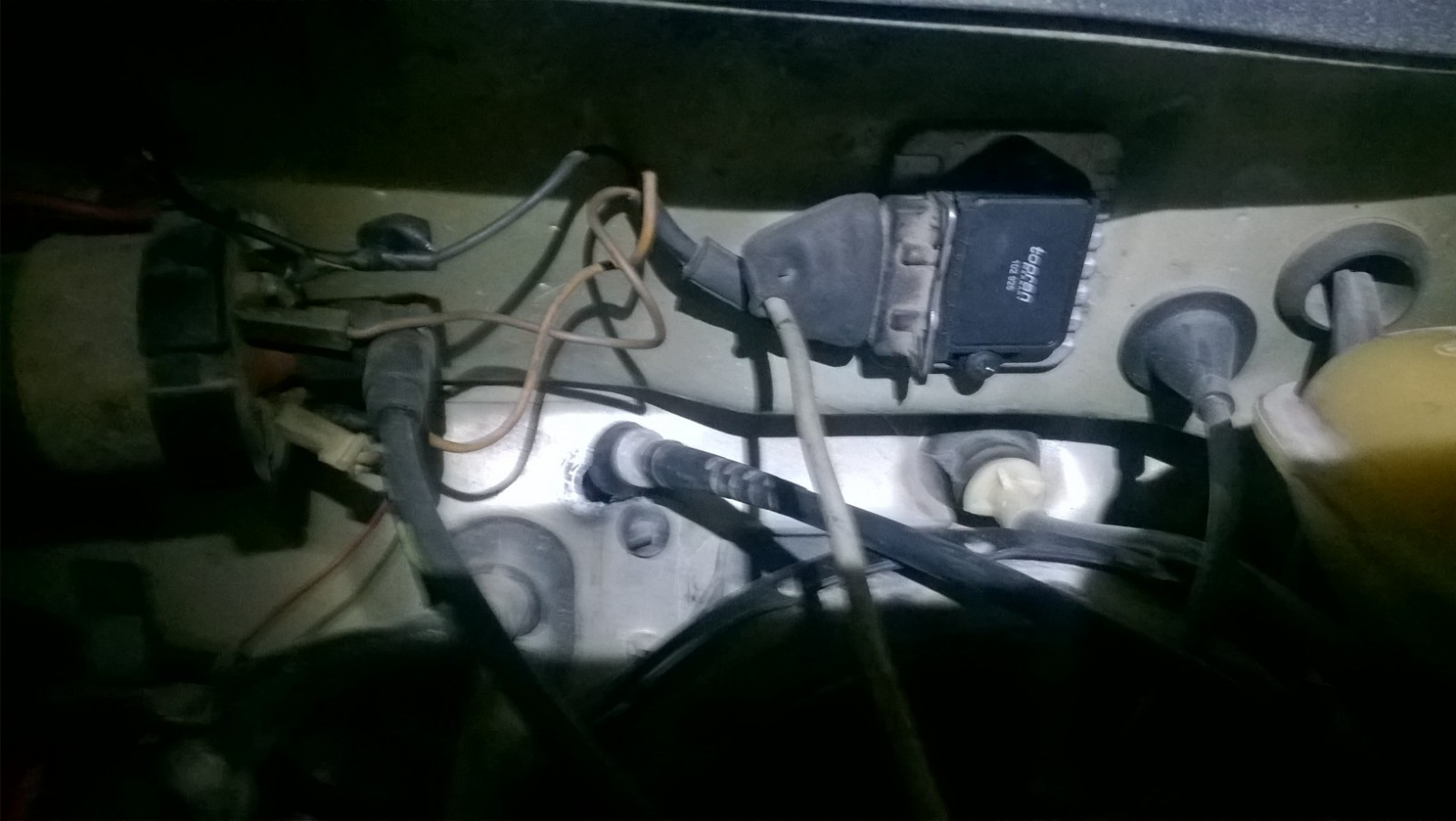 Electronic ignition swap - Engine, Transmission and Exhaust