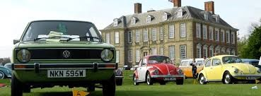 Stanford Hall VW Show 2018 Sunday 6th May