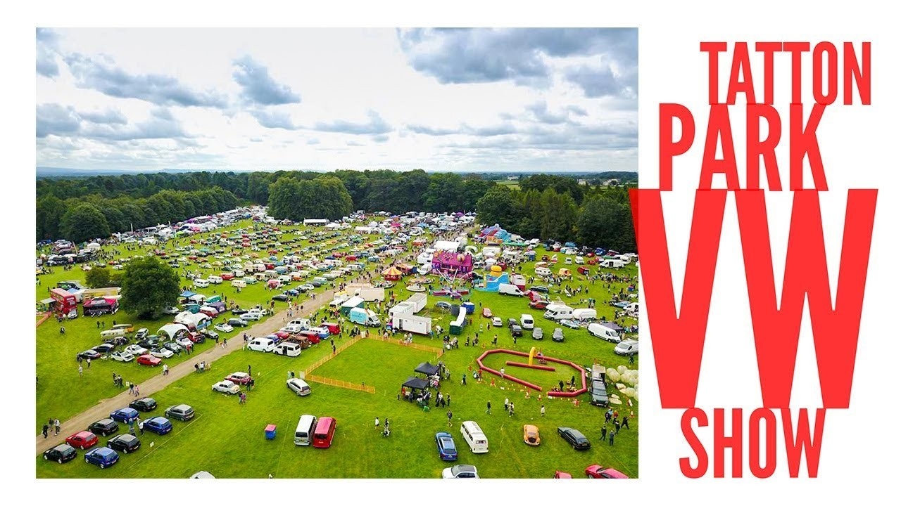 Tatton Park VW Show 2018 - 5 August at 9:00–17:00